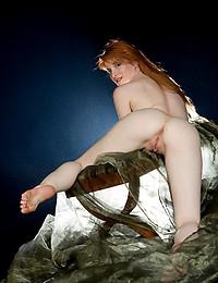 POLLY B   BY RYLSKY - GANIK - ORIG. PHOTOS AT 3000 PIXELS - © MET-ART FREE GALLERY