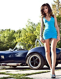Ford Shelby Cobra - FREE PHOTO PREVIEW - WATCH4BEAUTY erotic art magazine