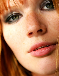Freckled - FREE PHOTO PREVIEW - WATCH4BEAUTY erotic art magazine