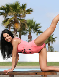 Get Fit For Summer - FREE PHOTO PREVIEW - WATCH4BEAUTY erotic art magazine