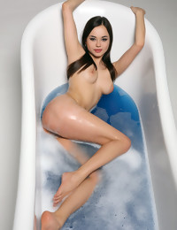 Blue Water - FREE PHOTO AND Movie scene PREVIEW - WATCH4BEAUTY erotic art magazine
