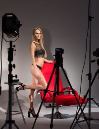 Behind The Spotlight - FREE PHOTO AND Episode PREVIEW - WATCH4BEAUTY erotic art magazine
