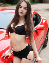 Mustang - FREE PHOTO AND VIDEO PREVIEW - WATCH4BEAUTY erotic art magazine