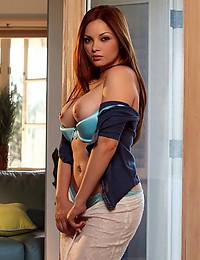 Jannelle Priego spices up your day with her latin curves - Digital Desire