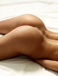 Christiana 1st Time Posing Nude